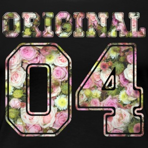 Original 04 - Frauen Premium T-Shirt