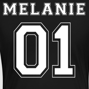 Melanie 01 - White Edition - Frauen Premium T-Shirt