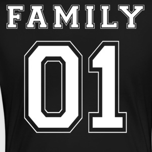 FAMILY 01 - White Edition - Frauen Premium T-Shirt
