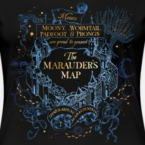 Harry Potter The Marauder's Map