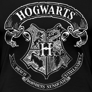 Harry Potter Coat of Arms of Hogwarts
