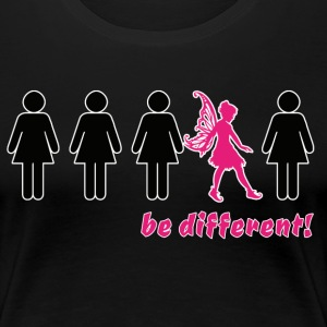 be different! - be different (Fee)