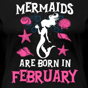 Mermaids Are Born In February