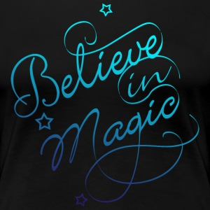 Believe in Magic blue
