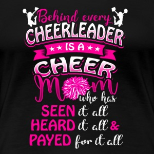 Cheerleader Cheerleading Cheer MomGeschenk