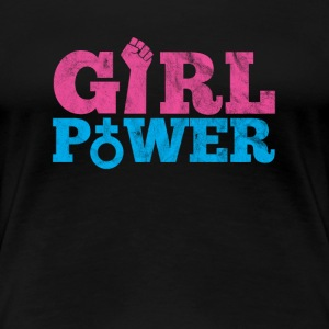 Women Power Girl Feminism Shirt