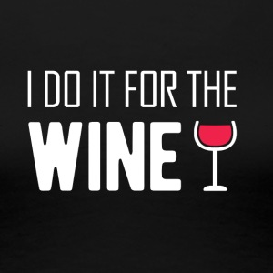 Do it for wine
