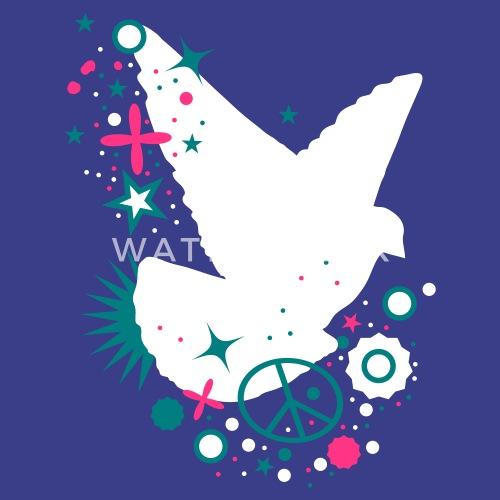 Peace Dove Symbol Of Peace By Namo Spreadshirt