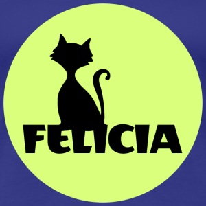 Felicia Name First name - Women's Premium T-Shirt
