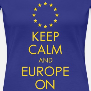 Keep Calm and Europe On