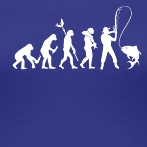 Fischer Evolution - Frauen Premium T-Shirt
