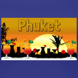 Island of Phuket - Women's Premium T-Shirt
