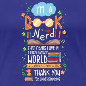 I'm a book nerd - nerd book literature books read