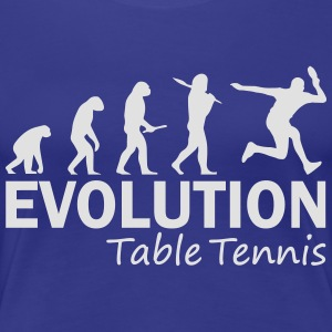 Tennis de table Evolution - T-shirt Premium Femme