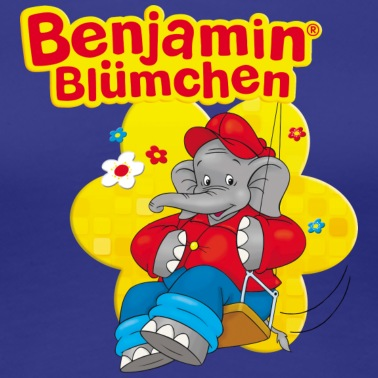 Benjamin Du Kleiner Elefant