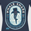 Animal Planet Whale Shark Educational Facts - Women's Premium T-Shirt