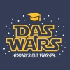 Das Wars schools out  - Frauen Premium T-Shirt