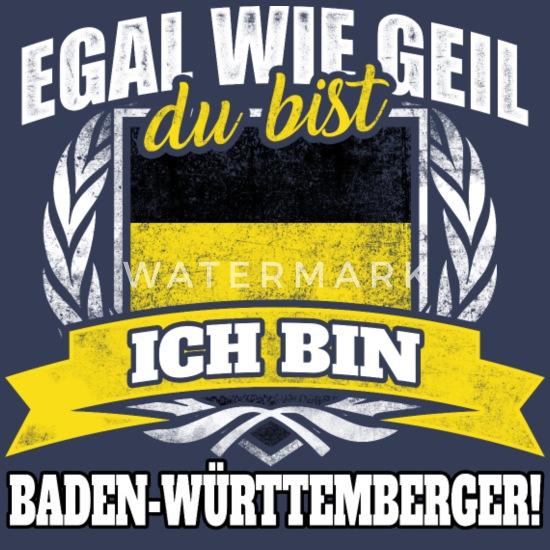 Baden Württemberger Baden Württemberg Geschenk Frauen