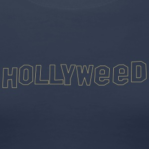 Hollyweed overhemd - Vrouwen Premium T-shirt