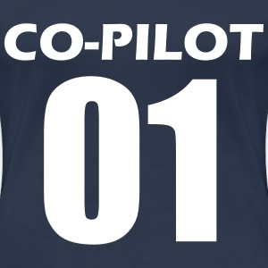 Co-Pilot Partnerlook Geschenk