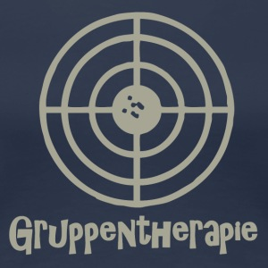 Gruppentherapie! - Frauen Premium T-Shirt