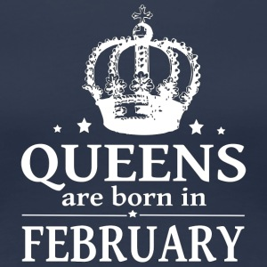 February Queen - Frauen Premium T-Shirt