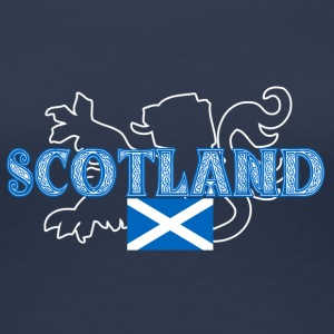 scotland - Women's Premium T-Shirt