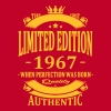 Limited Edition 1967 - Women's Premium T-Shirt