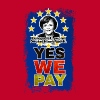 YES WE PAY ★ Spiritspread - Women's Premium T-Shirt