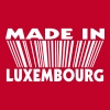 Made in  Luxembourg 3D code - T-shirt Premium Femme