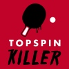 table tennis: topspin killer - Frauen Premium T-Shirt