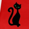 Retro kitty cat 2 combine it :) - Women's Premium T-Shirt