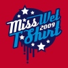 Miss wet T-Shirt 3clr - Vrouwen Premium T-shirt