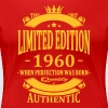Limited Edition 1960 - Vrouwen Premium T-shirt