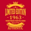 Limited Edition 1963 - Frauen Premium T-Shirt