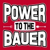 Power to the Bauer - Vrouwen Premium T-shirt