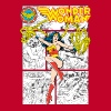 Wonder Woman Comic Cover Teenager T-Shirt - Frauen Premium T-Shirt