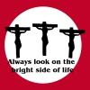 Always Look On The Bright Side of Life - Women's Premium T-Shirt