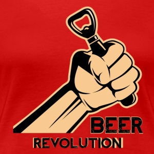 Beer revolution - Women's Premium T-Shirt