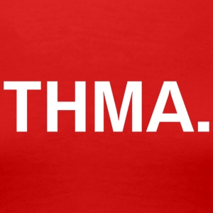 Thma spreadshirt - Frauen Premium T-Shirt