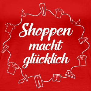 Shoppen - Frauen Premium T-Shirt