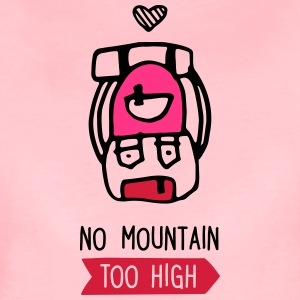 Hiking  - No Mountain too high - Women's Premium T-Shirt