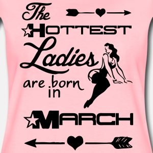Hottest Lady March