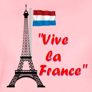 Vive la France - Frauen Premium T-Shirt