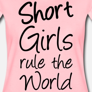 Short Girls rule the World
