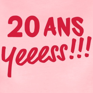 20 ans Yes !