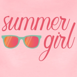 Summer girl - Women's Premium T-Shirt