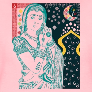Hindu Woman - Women's Premium T-Shirt