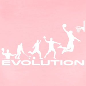 basket evolution - Premium-T-shirt dam