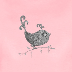 Bird wonderen - Vrouwen Premium T-shirt